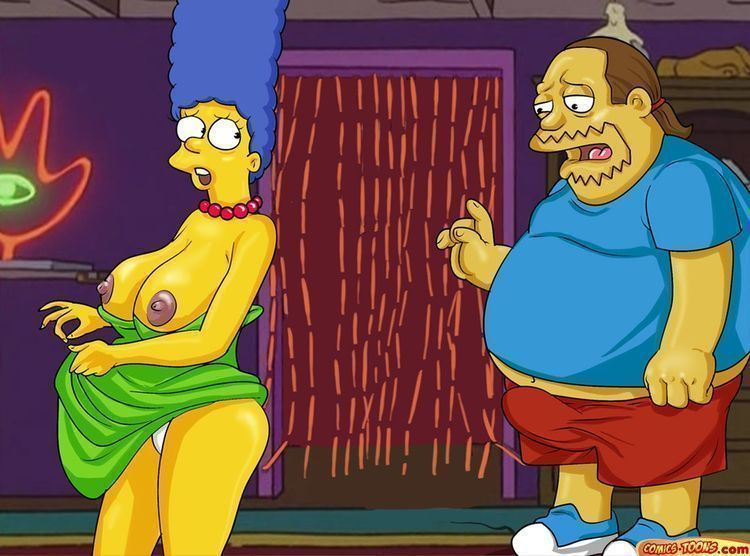 HQ-Comics-orgias-com-Marge-Simpson-2