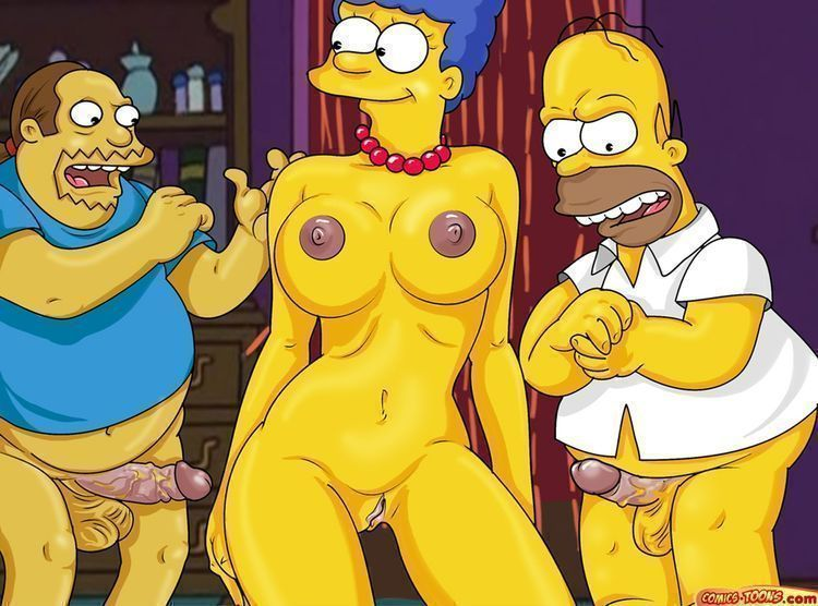 HQ-Comics-orgias-com-Marge-Simpson-3