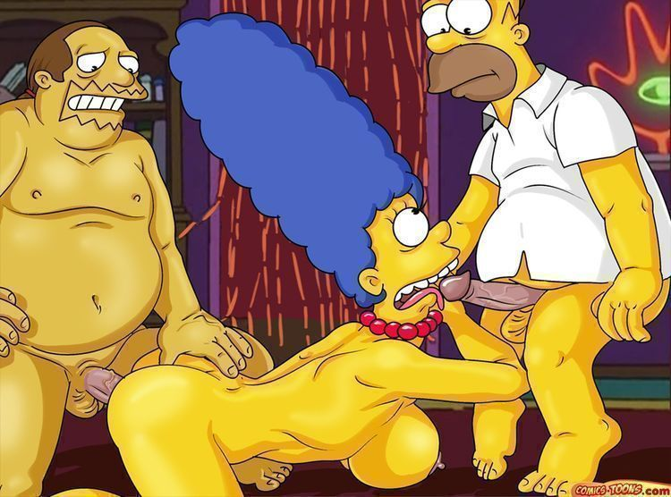 HQ-Comics-orgias-com-Marge-Simpson-7