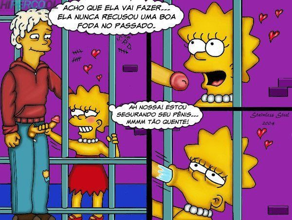 Visita-da-Lisa-Os-Simpsons-4